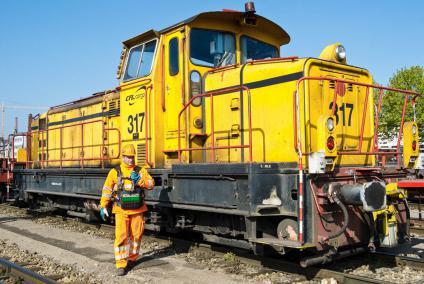 Luxemburg Corporate Fotograf | CFL Cargo
