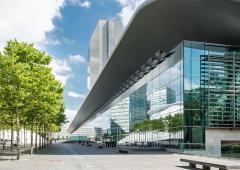 Luxemburg Architektur Fotograf | Kirchberg